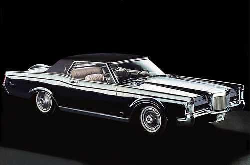 cc outtake 1968 lincoln continental coupe at last. Black Bedroom Furniture Sets. Home Design Ideas