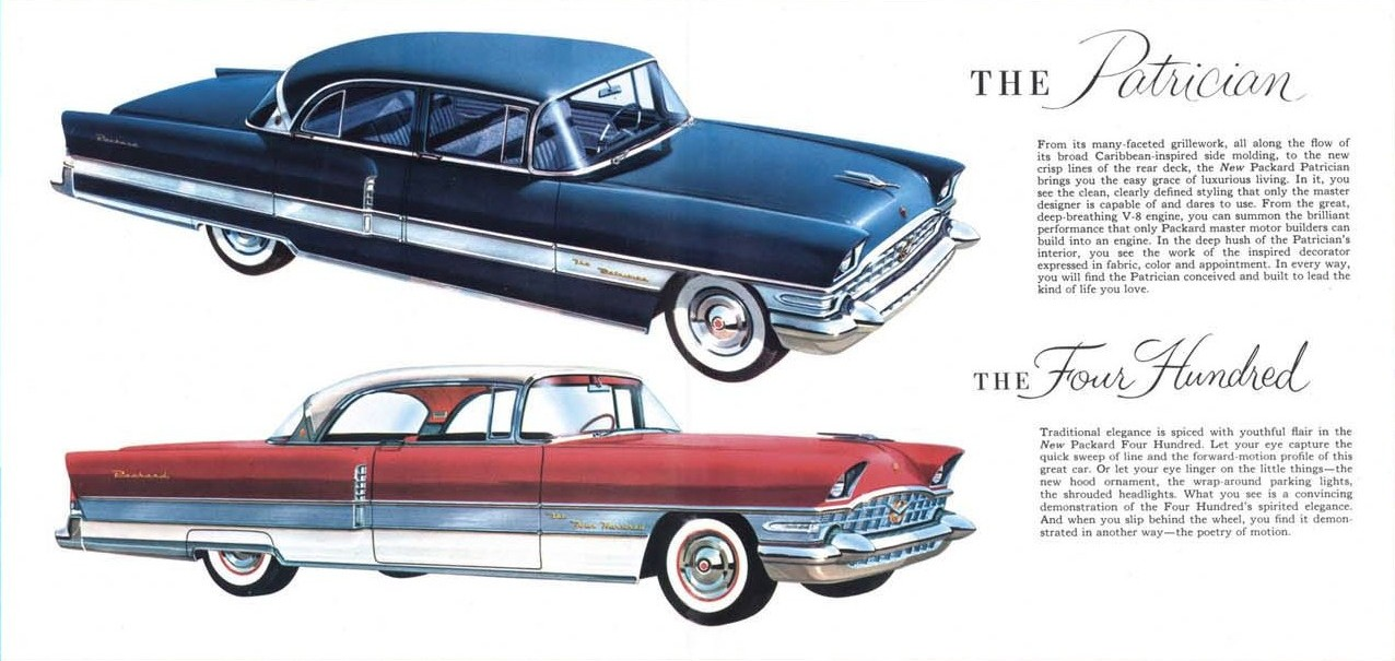 Curbside Classic: 1958 Packard Hardtop – The Last Gasp