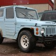 So how about a really short 4×4? The LJ series truck dates back to 1970 and the LJ10 with its Kei classed sized dimensions and diminutive 359cc engine. There weren't […]