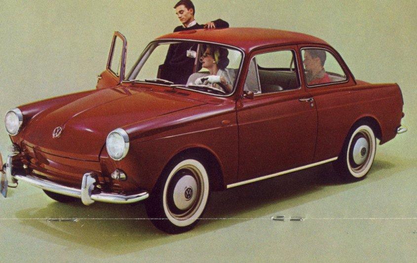 7aaefbd1b0 Classic CC Capsule  VW 1500 Type 3 Notchback – A Few Notches Short