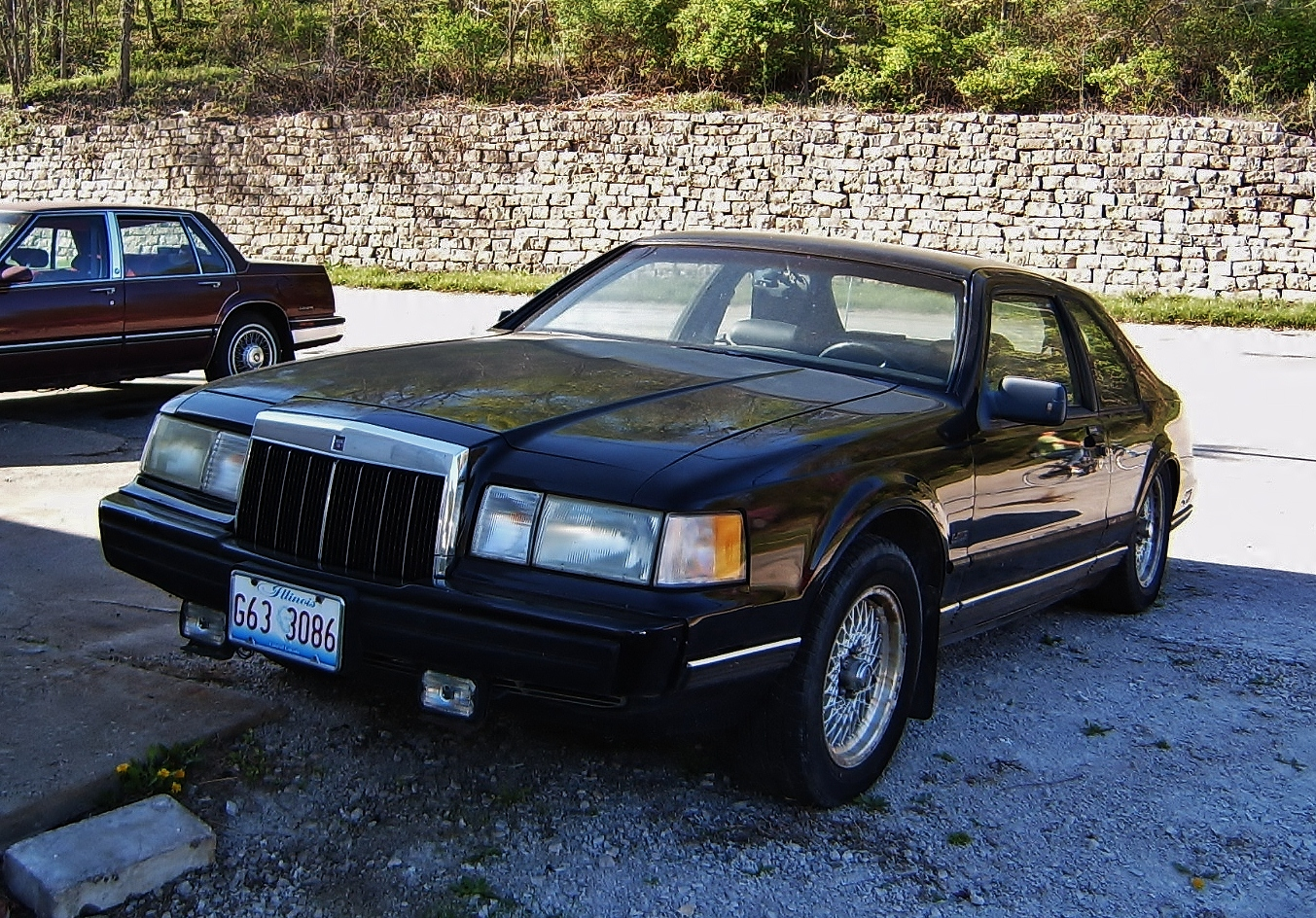 Curbside Classic 1990 Lincoln Mark Vii Lsc Special Edition Not