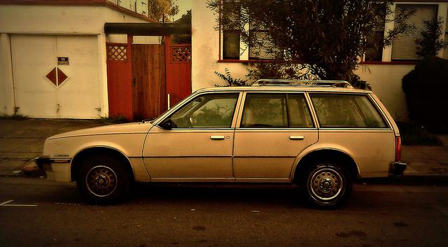 Curbside Classic: 1983 Chevrolet Cavalier Wagon- 20/20