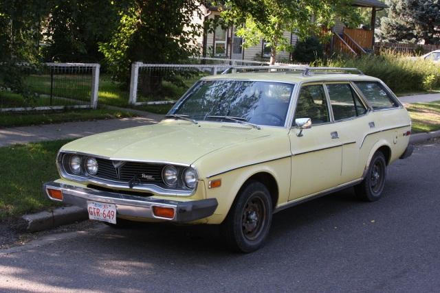 Curbside Classic: 1974 Mazda RX-4 Rotary Wagon – Still