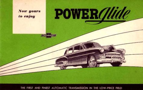Powerglide: A GM's Greatest Hit Or Deadly Sin? | Curbside