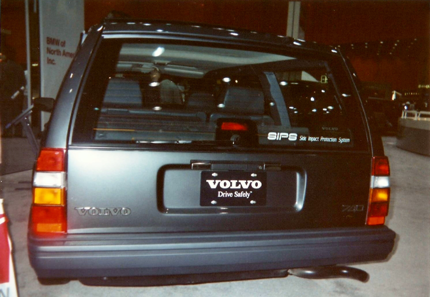 Live From The Chicago Auto Show! In 1988 and 1992…