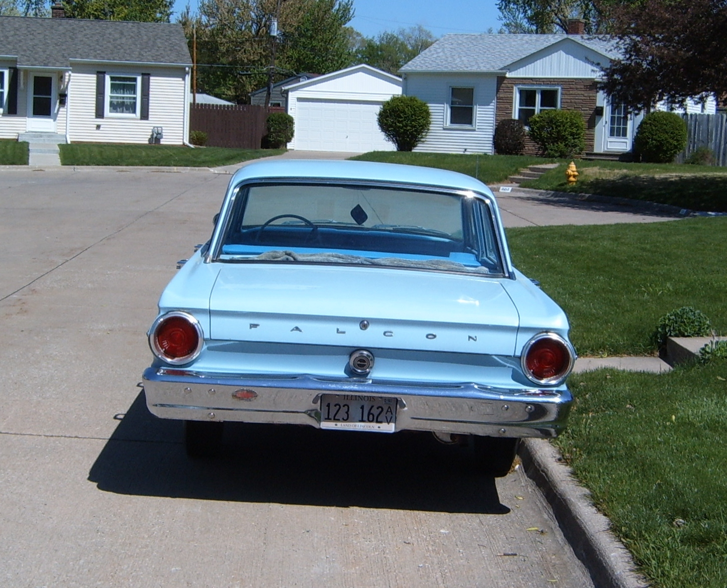 1964 ford falcon 4 door find used 1964 ford falcon 4 door 170 special - 67 Comments