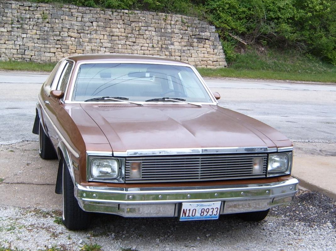 Classic CC Capsule 1979 Chevrolet Nova Custom Coupe Last Call