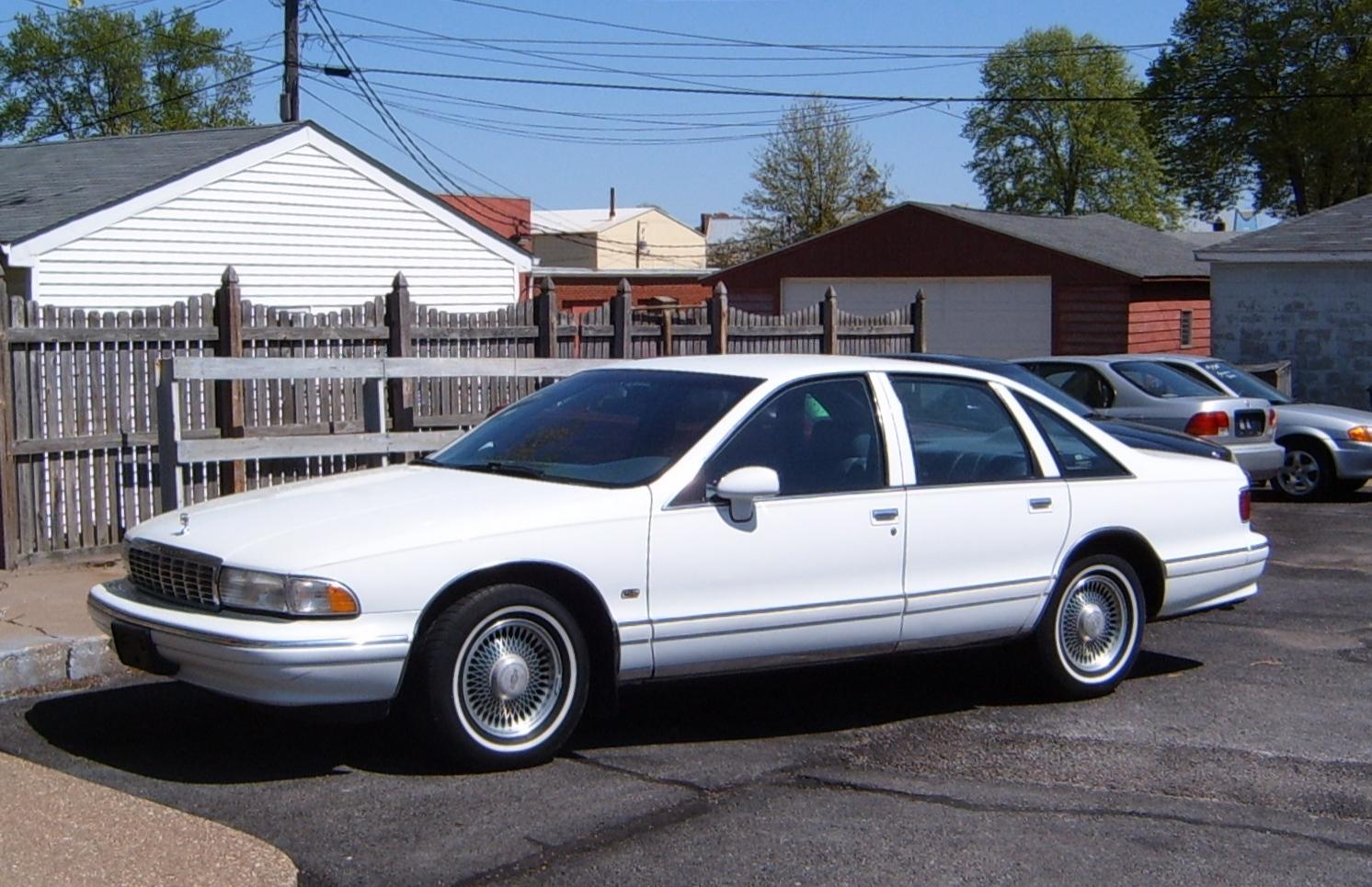 Curbside Classic: 1994 Chevrolet Caprice Classic LS – Last