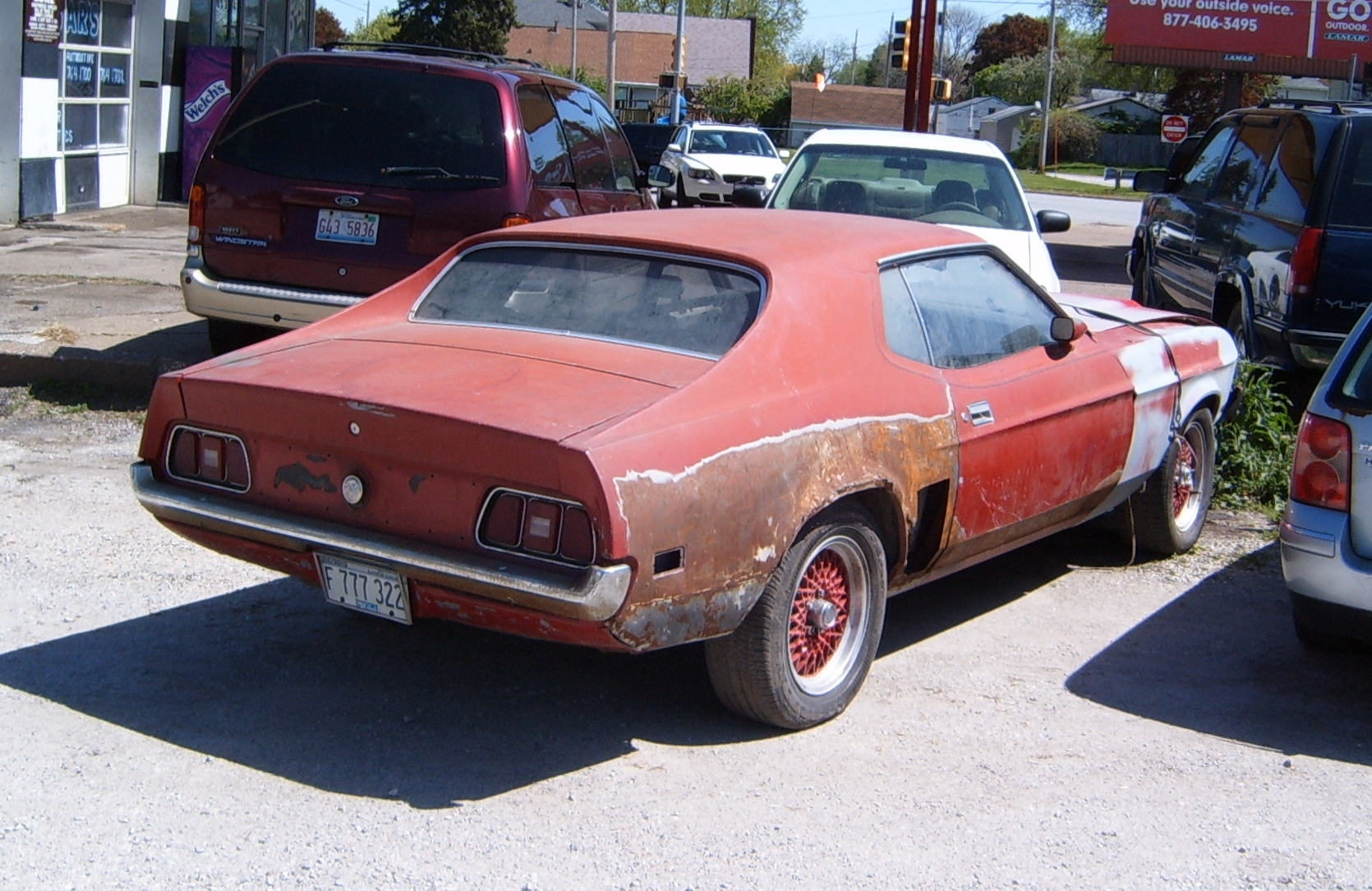 CC Capsule: 1971-73 Ford Mustang Hardtop – More Clydesdale Than Pony