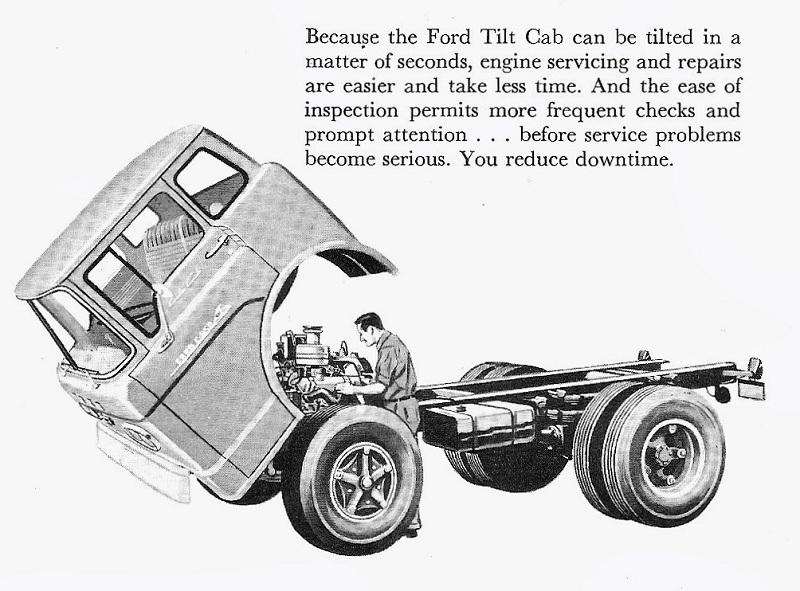 VWVortex.com - Anyone know the history of Ford C-Series Trucks?