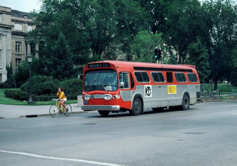 Greyhound Bus Iowa City