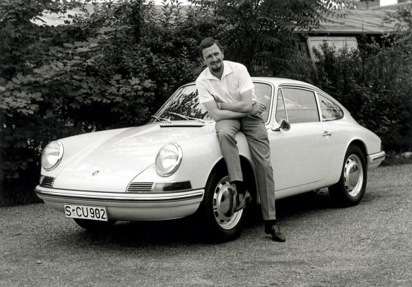 Porsche FA