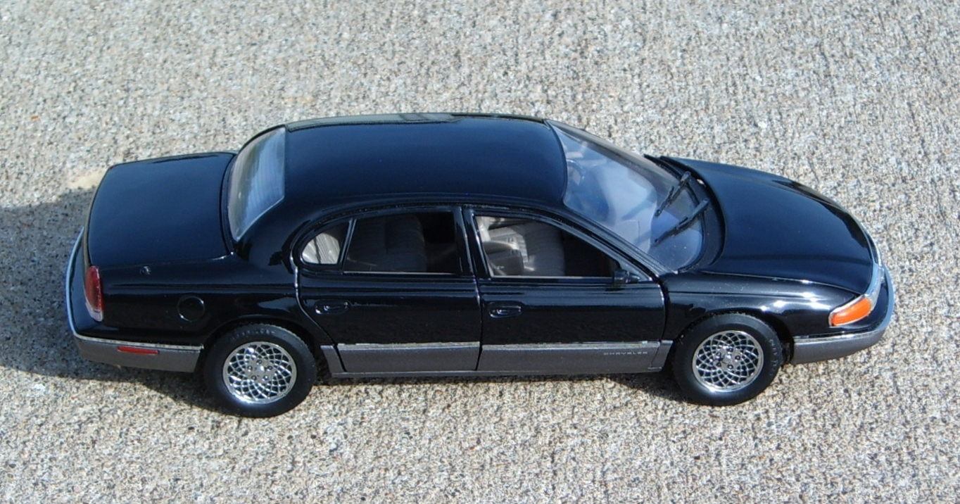 Miniature Curbside Classic: 1994 Chrysler New Yorker by