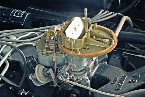 engine history: lincoln's two-barrel carb mel 430 engine – taming the  thirsty beast