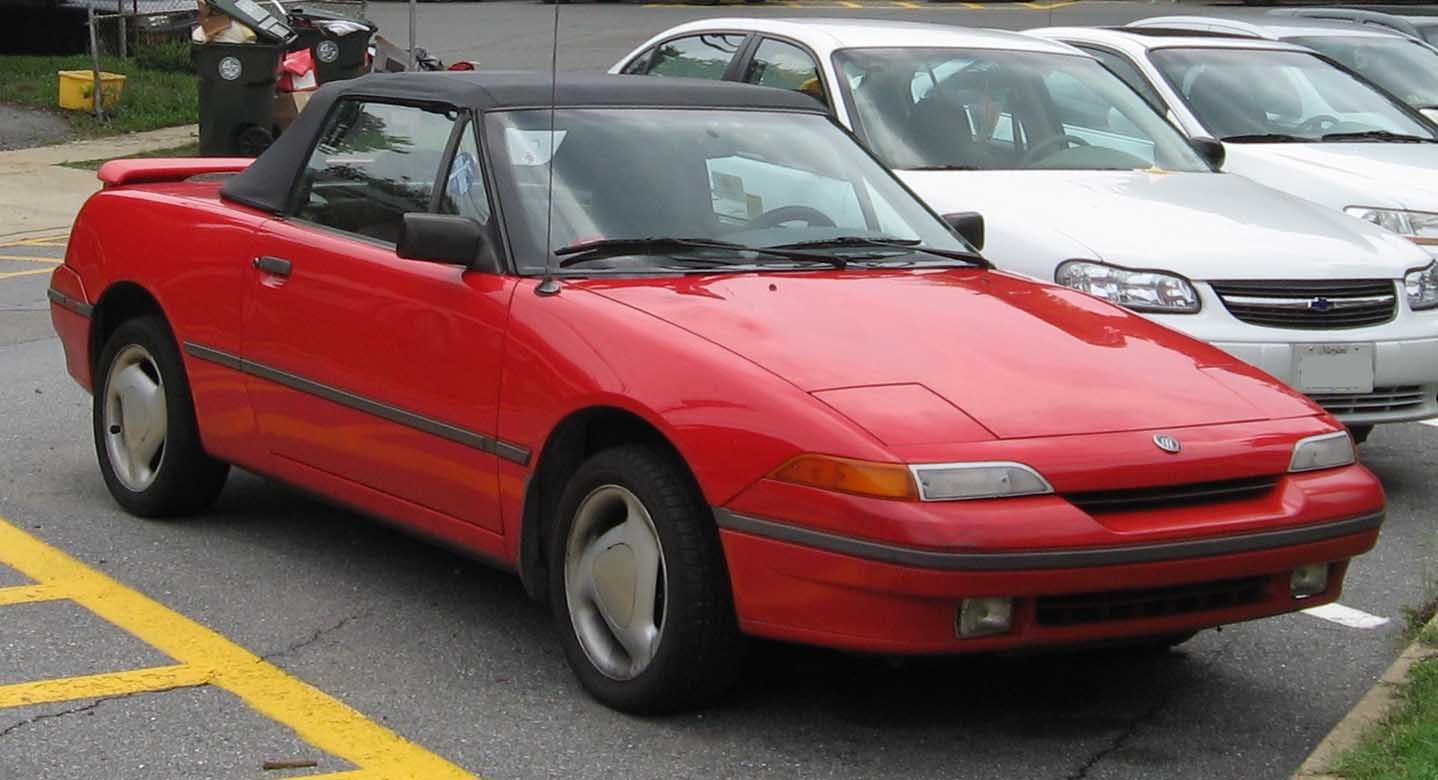 The biggest difference between the capri and the miata was that the capri had front wheel drive and a tiny back seat after a few modifications to get it