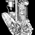 Triton (first posted 5/25/2012) I recently ran across a little story that explained why Triton/Norvin motorcycles became so popular and what started the movement to rear engined race cars in […]