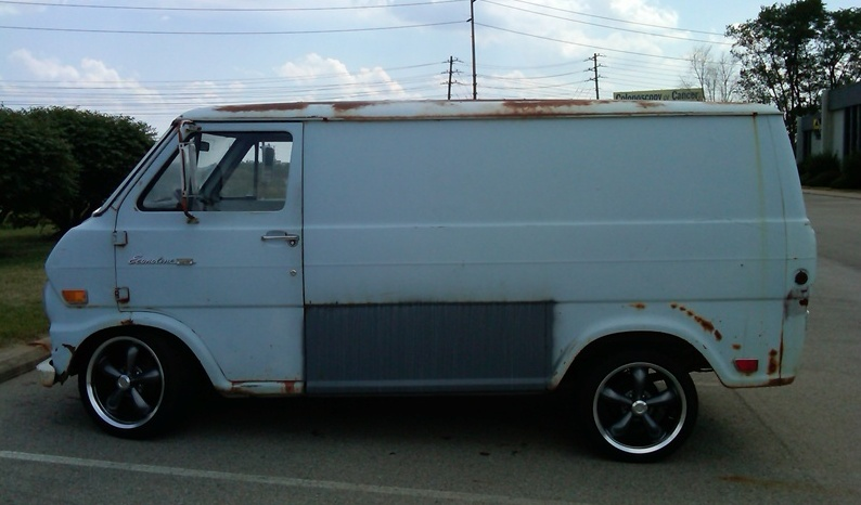 Curbside Classic 1969 Ford Econoline €� Builds A Better Box