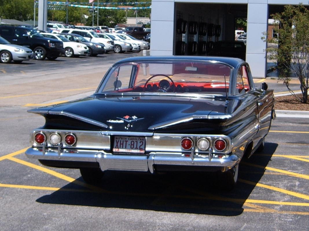 Impala 1960 chevrolet impala ss : Curbside Classic: 1960 Chevrolet Impala – Gullwing, Take Two