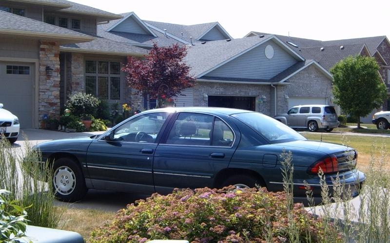 Curbside Classic: 1995 Chevrolet Lumina LS – I Fought The