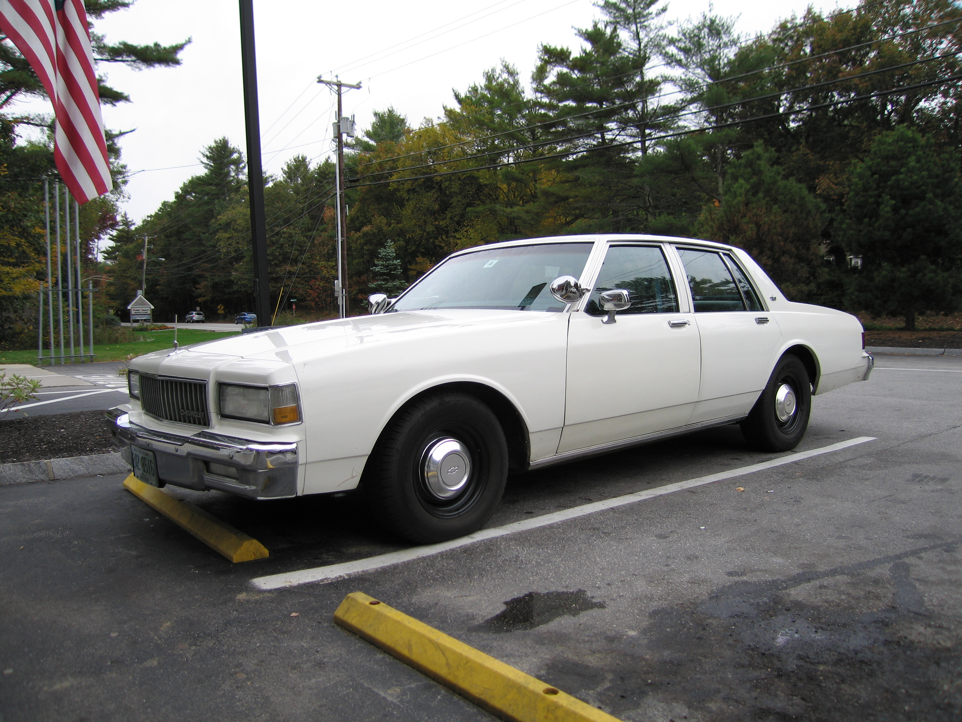 Coal 1990 chevrolet caprice iraqi 9c1 how gm canadas skunkworks i was driving my honda accord at the time but my girlfriend also loved it so i decided to drive the caprice for a while we didnt want to make it a publicscrutiny Images