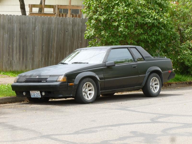 Curbside Classics 1982  1985 Toyota Celica Coupe And Liftback