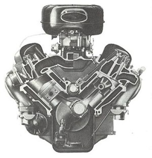 "The ""W"" 348 Engine – First Of A Long Line Of BigBlock"
