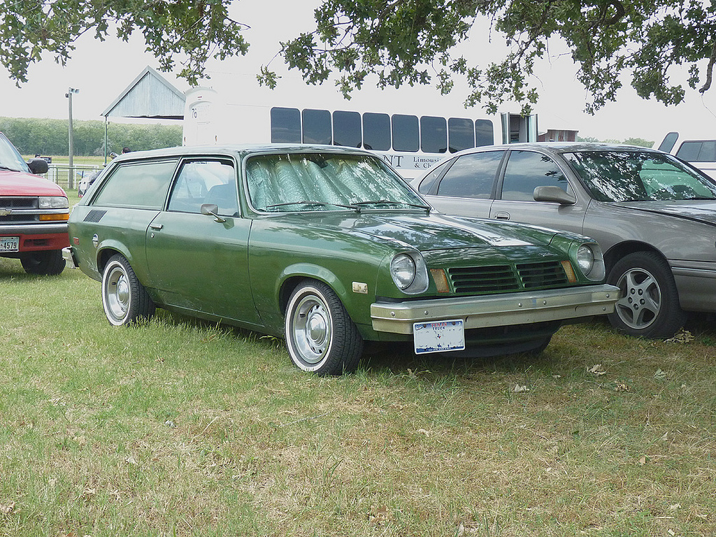 All Chevy 73 chevy vega : Curbside Classic: 1974 Chevrolet Vega Panel Express – A Sedan ...