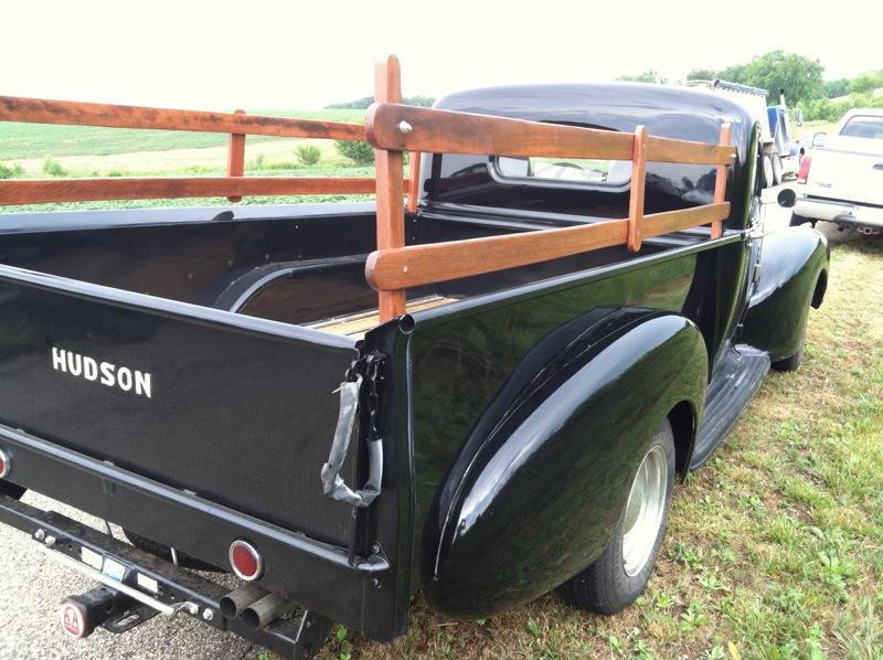 1947 Hudson Pick-Up | Bring a Trailer
