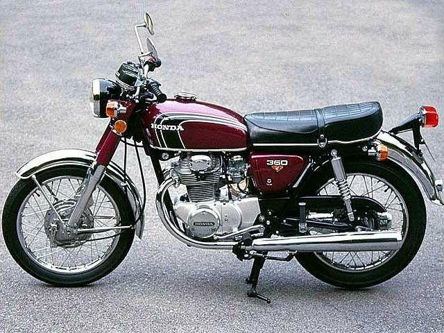 Sunday Salon: Honda 350 Family – The Most Por Bike Ever