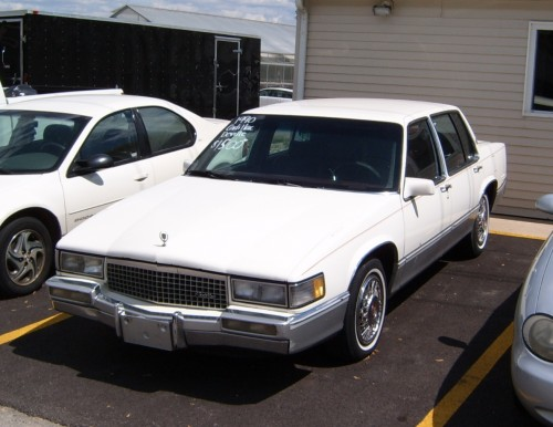 Curbside Classic: 1990 Chevrolet Caprice Classic Brougham LS