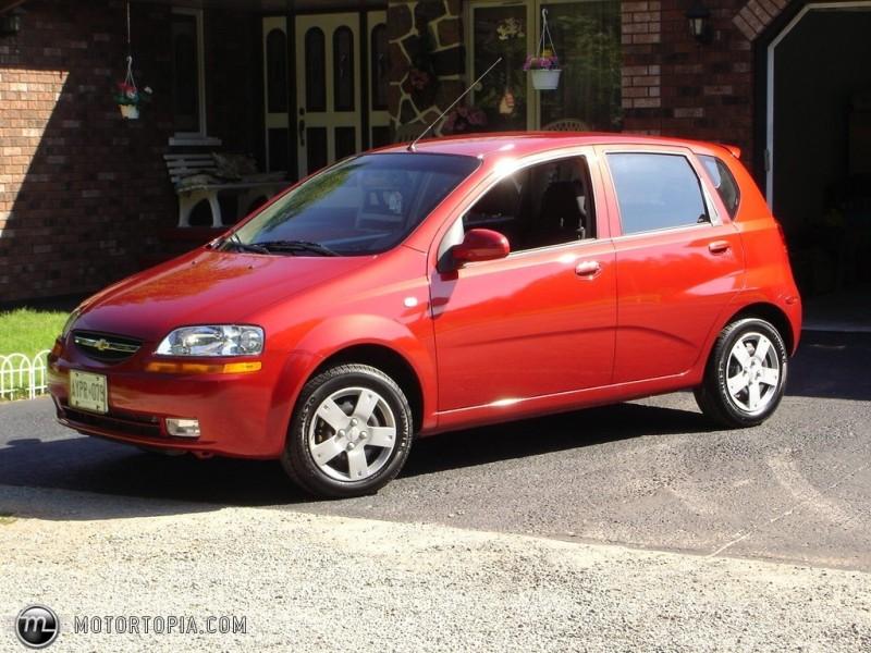 COAL: 2006 Pontiac Wave (Chevy Aveo/Daewoo Kalos) – The Worst New