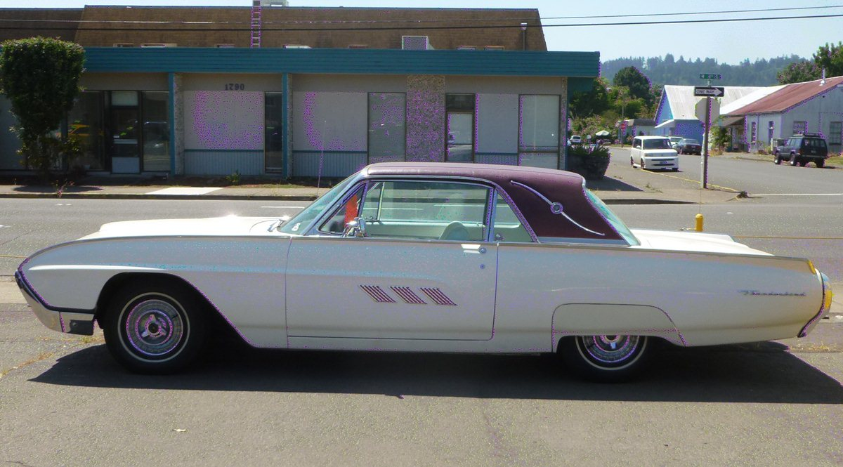 American Dream Circa 1960 >> Curbside Classic 1963 Thunderbird Landau The American Dream Car