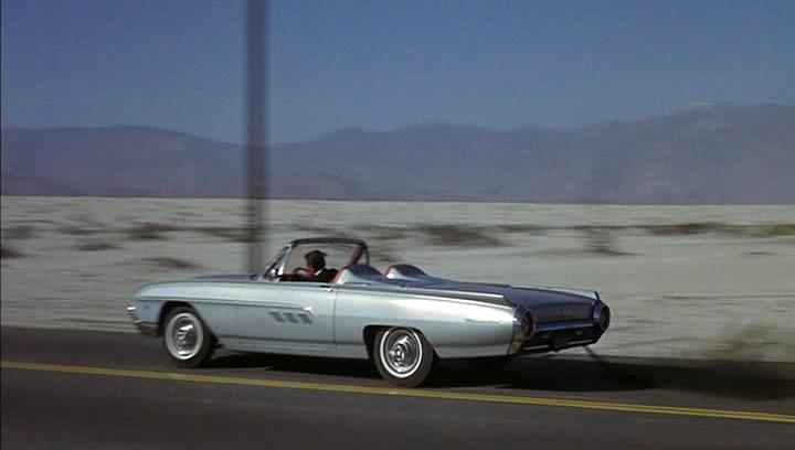 Curbside classic 1963 thunderbird landau the american for Ford palm springs motors