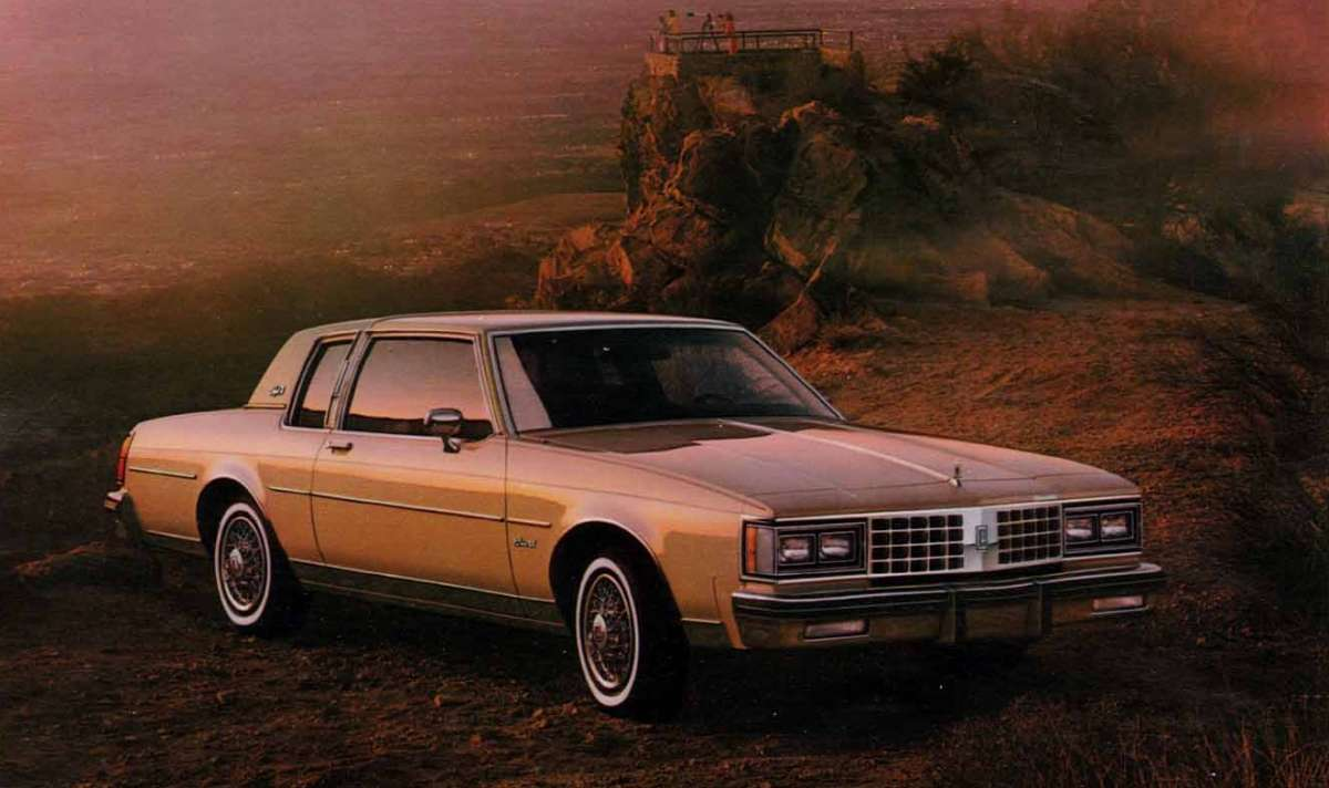 Curbside Classic: 1985 Oldsmobile Delta 88 Royale – Last