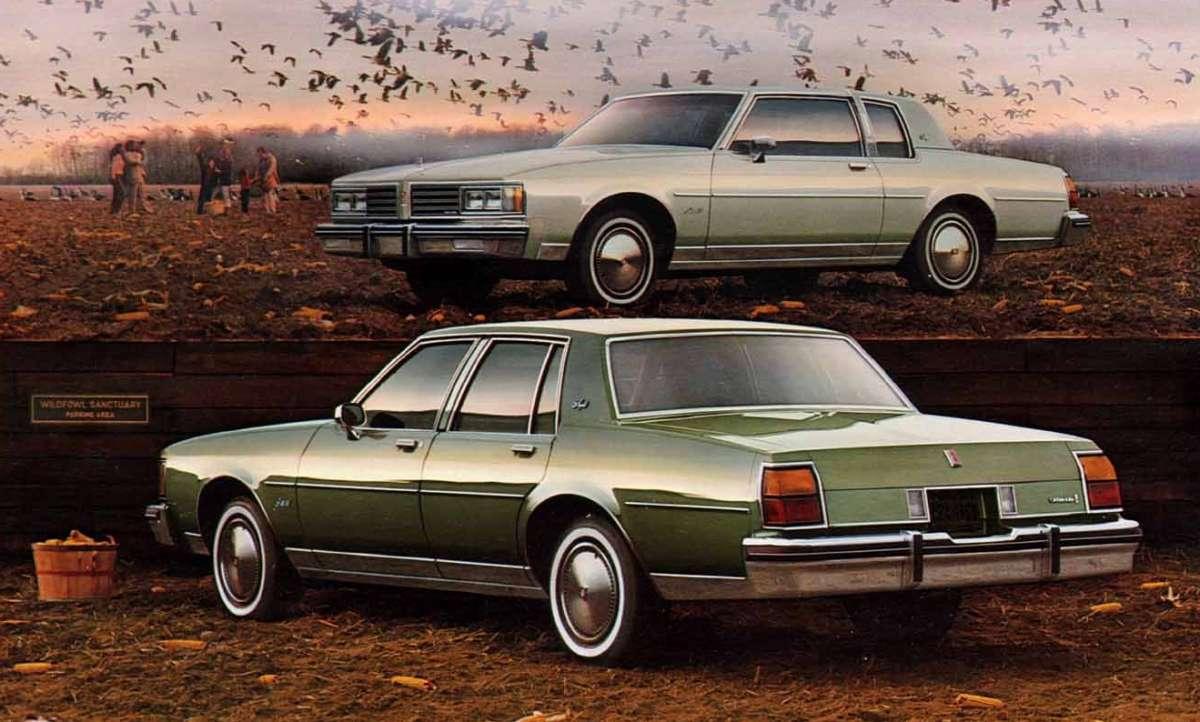1985 Royales1980 Oldsmobile Delta 88 Royale Brougham