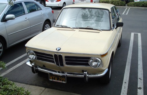 Curbside Classic: 1976 BMW 2002 – The Ultimate Big-Bumpered Driving ...