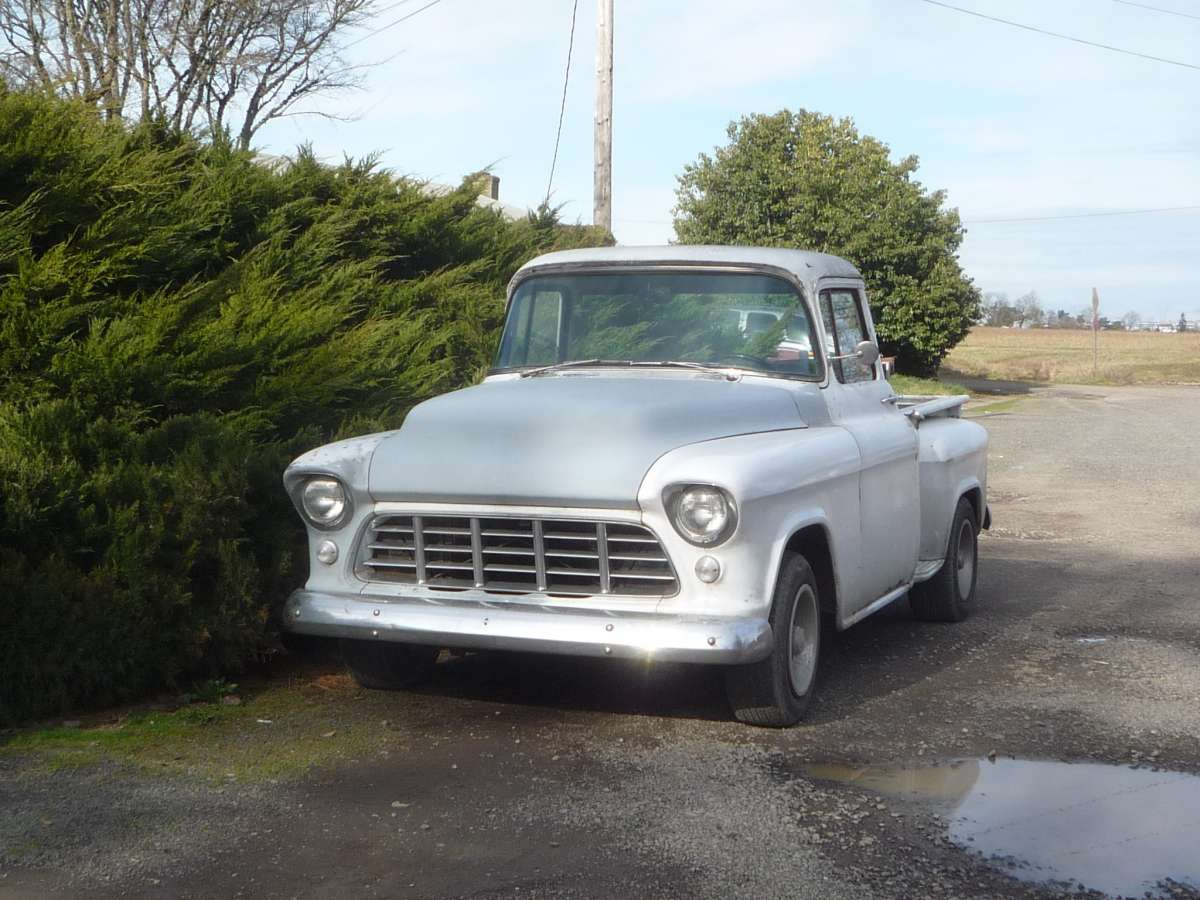 CC Capsule: 1956 GMC Pickup – Don\'t Judge A Pickup By Its Grille