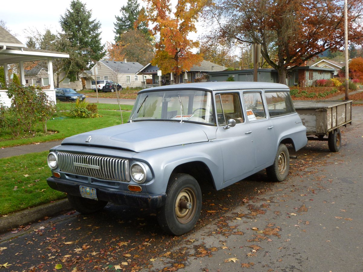 Curbside Classic: 1965 International Travelall – The
