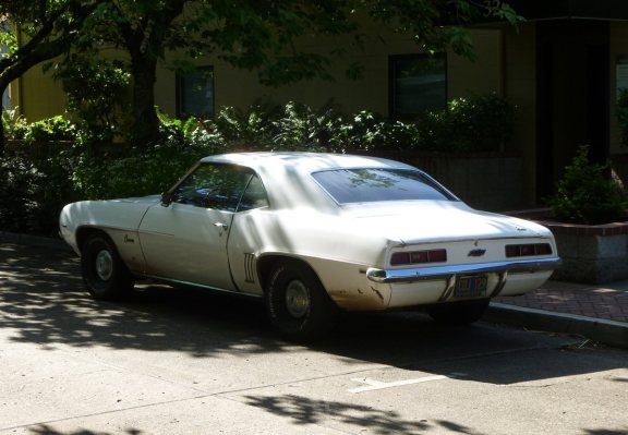 Curbside Classic: 1969 Camaro – The Last Unmolested '69 Camaro Six