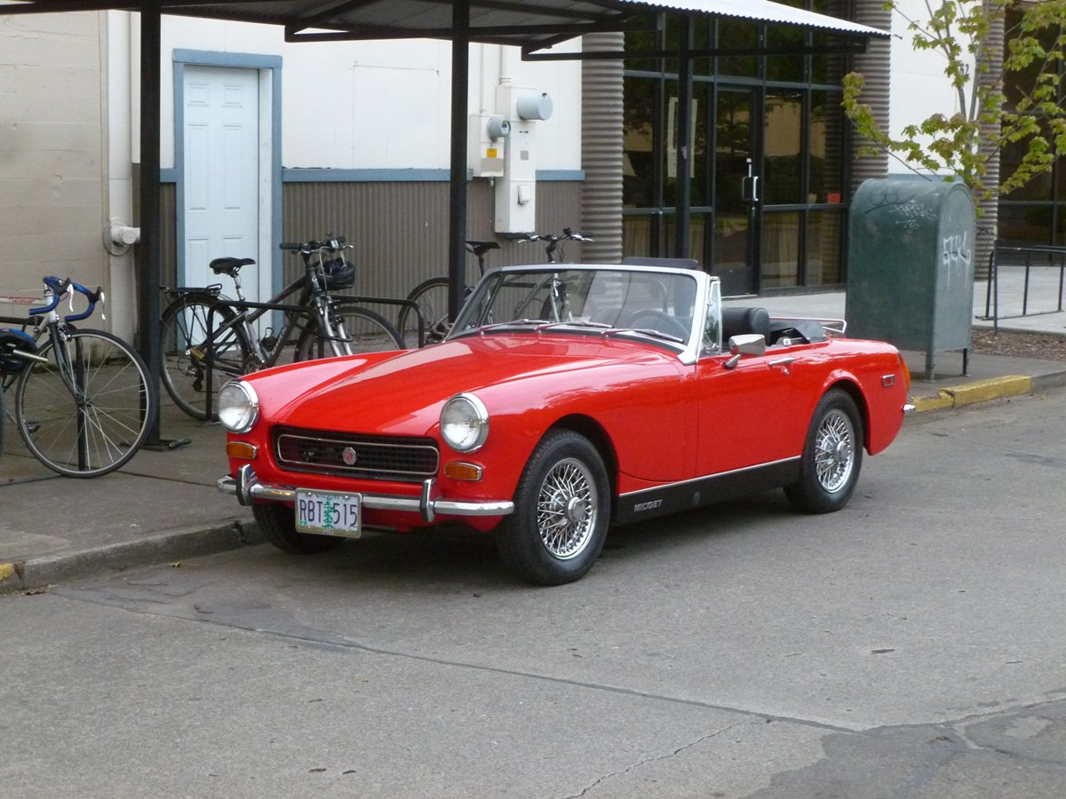 1972 mg midget mark iii