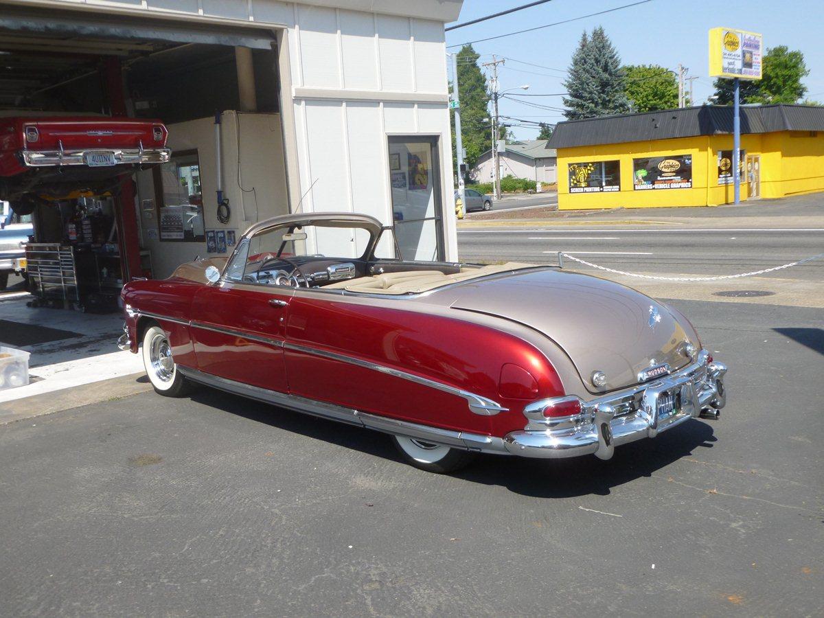 1953 hudson hornet engine 1951 Hudson Hornet Convertible