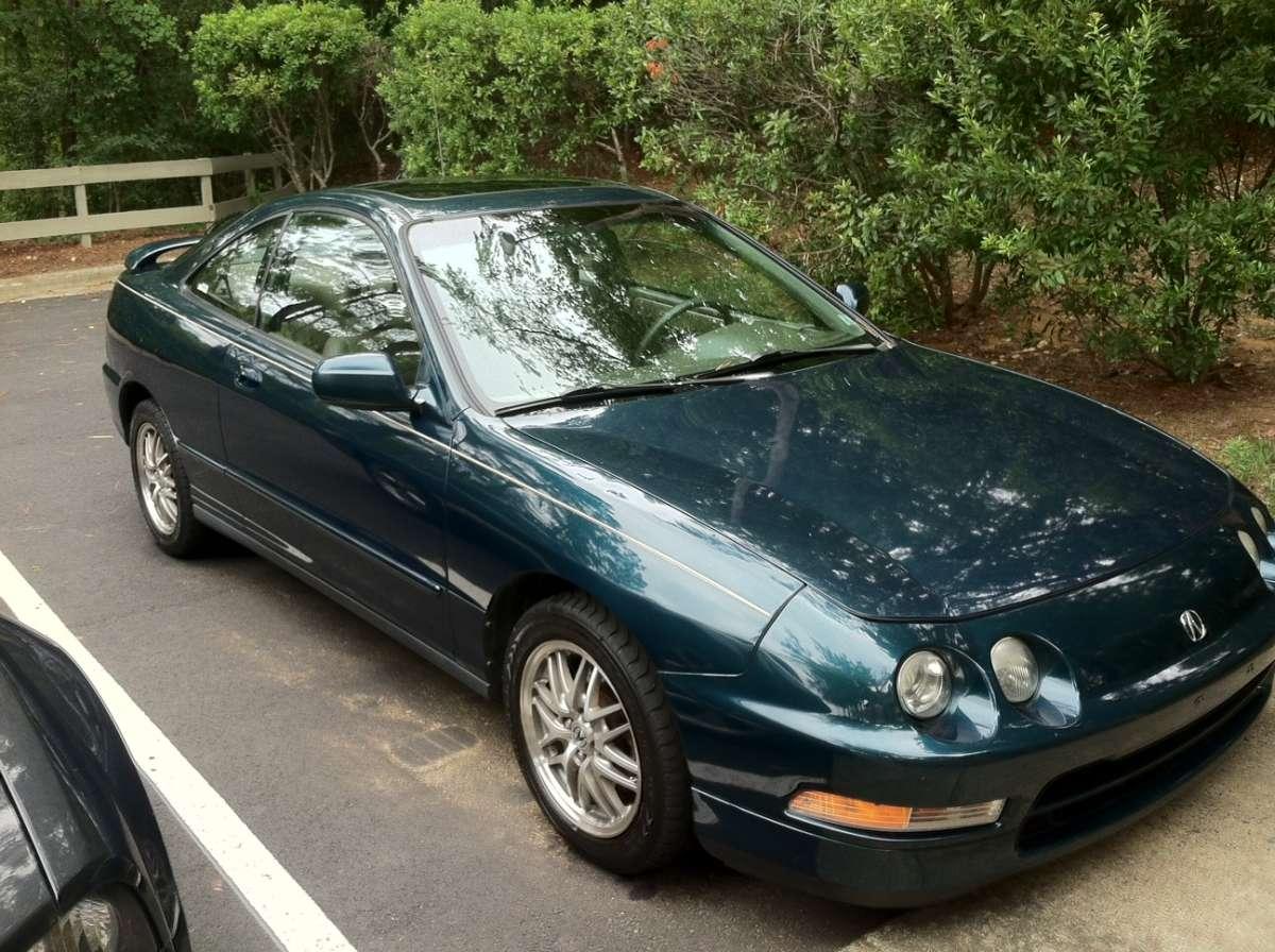 My Curbside Classic: 1997 Acura Integra