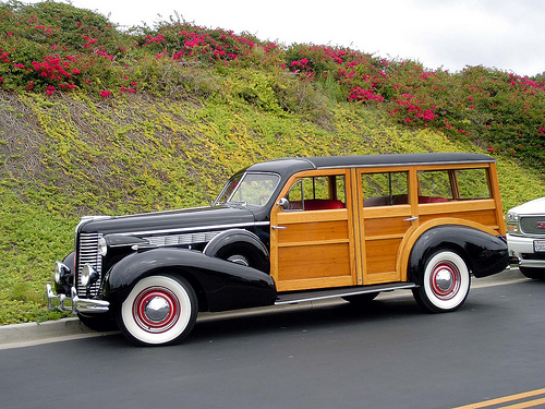 Curbside Classic: 1946 Chrysler Town and Country Sedan – A ...