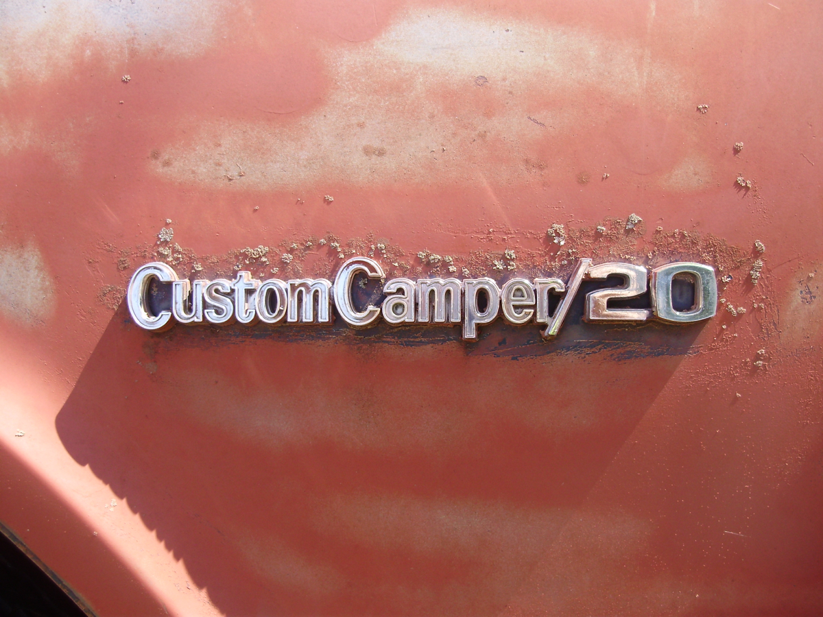 Curbside Classic 1969 Chevrolet C20 Custom Camper A Novel Way To 1976 Chevy Special Truck So What Constituted It Depends Upon The Source Some Stated Was Nothing More Than Badge And Higher Output Alternator