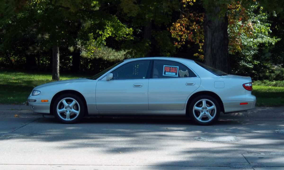 curbside classic: 2000 mazda millenia s – identity crisis