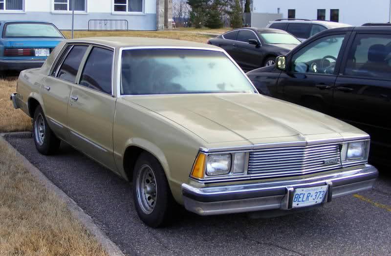 Automotive History Capsule 1981 Chevrolet Malibu Iraqi Taxi