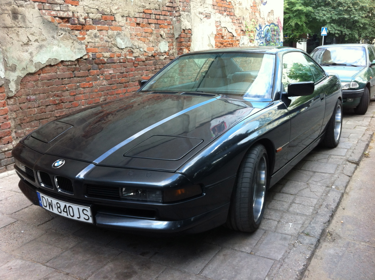 Curbside Classic: BMW 850i and 840Ci – Nineties Icon Or Technological  Overkill?