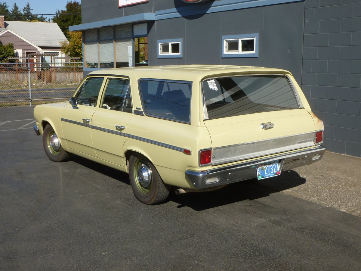 Curbside Classic: 1969 Rambler 440 Station Wagon – The Last Rambler