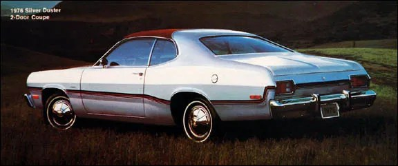 Plymouth Silver Duster 76