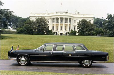 One Of Nixon S Lincoln Limos